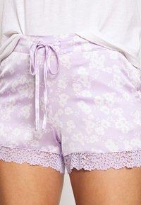 Etam - NESS - Bas de pyjama - lilas - 4