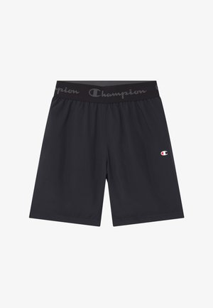 CHAMPION X ZALANDO BOYS PERFORMANCE SHORT - Pantalón corto de deporte - dark blue