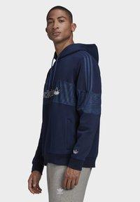 adidas Originals - BX-2O HOODIE - Hoodie - blue - 1