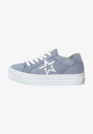 Sneakersy niskie - blue comb