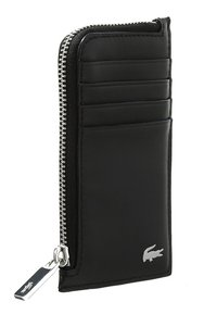 Lacoste - ZIP CREDIT CARD HOLDER - Wallet - black - 2