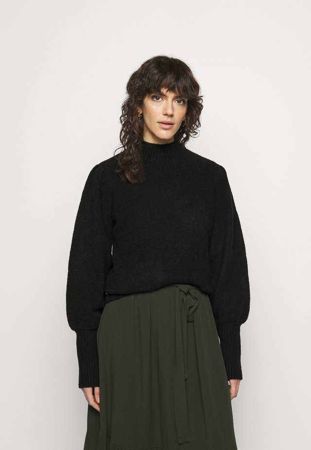 CHERYL GRACE - Pullover - black