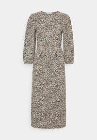 ONLY - ONLZILLE NAYA SMOCK DRESS - Korte jurk - black - 5