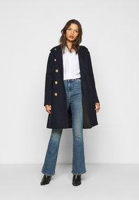 Dr.Denim Petite - MOXY  - Flared Jeans - eastcoast blue - 1