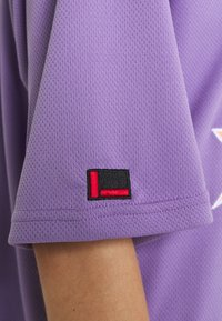 FUBU - VARSITY BASEBALL DRESS - Jersey dress - purple - 5