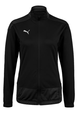 TEAMGOAL 23 TRAININGSJACKE DAMEN - Løbejakker - black/asphalt