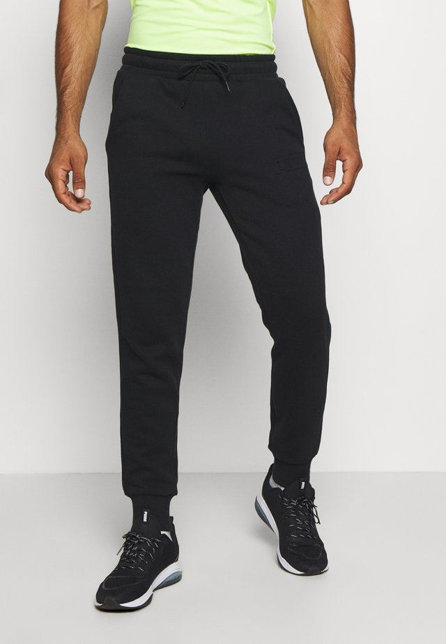 MODERN BASICS PANTS - Pantalon de survêtement - puma black