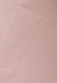 ONLY - ONLPOPTRASH LIFE STRIKE PANT - Trousers - pale mauve - 5