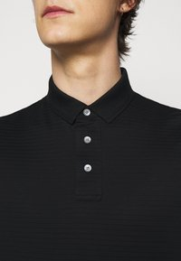 Emporio Armani - Polo shirt - black - 4