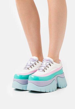VEGAN MY LITTLE UNICORN - Sneakers - white/multi-coloured