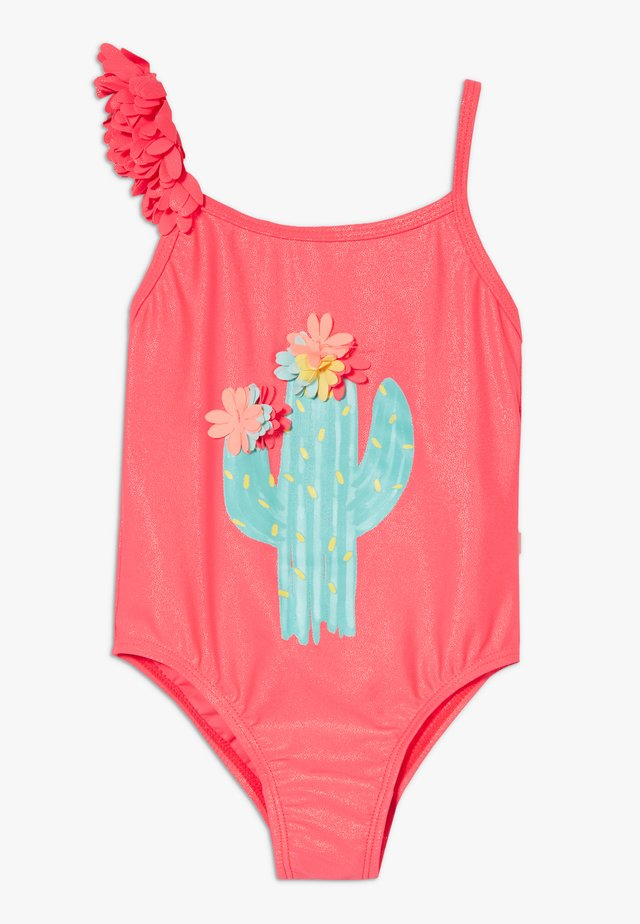 SWIMMING COSTUME - Swimsuit - fuschia