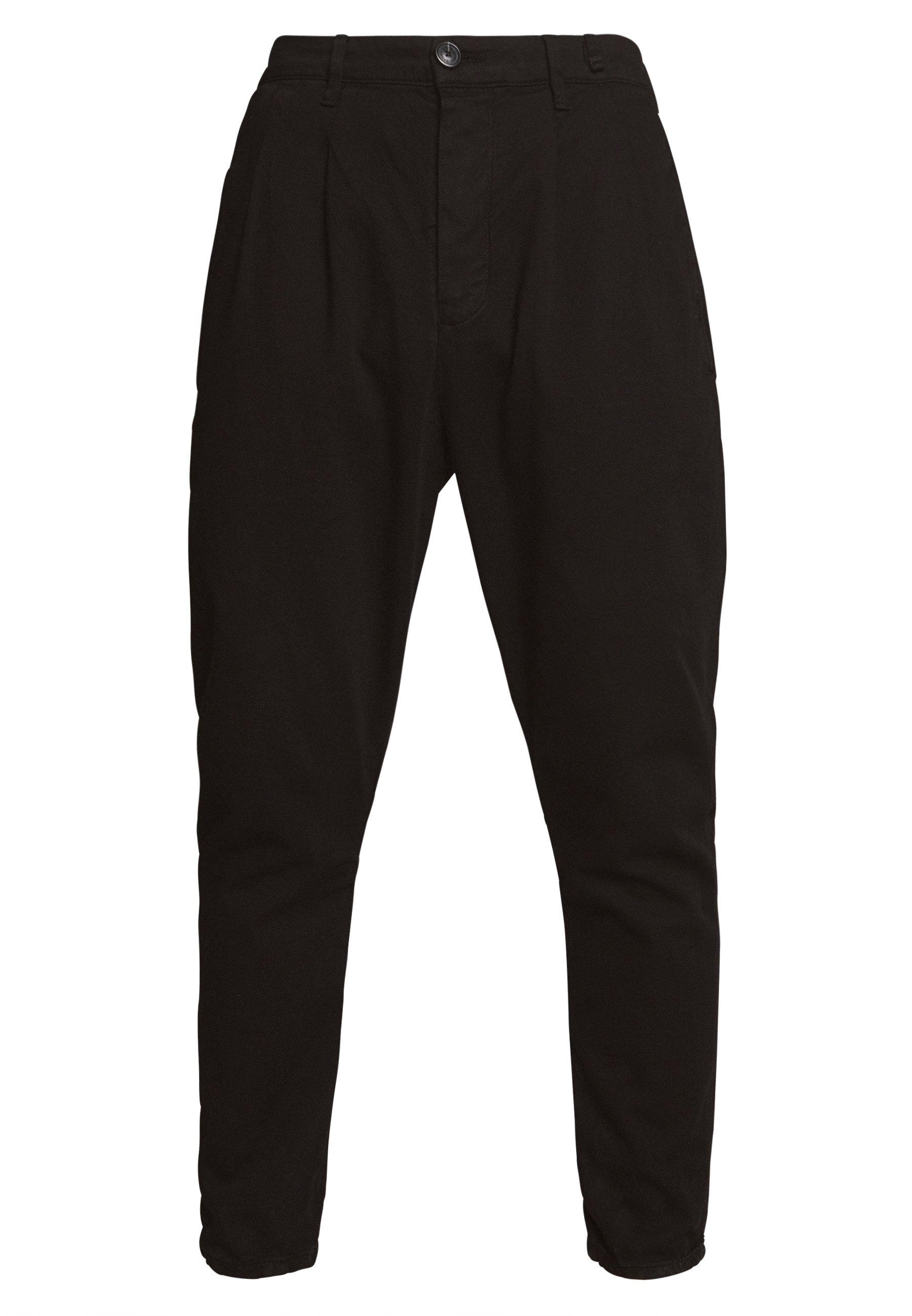 Gabba FIRENZE PANT - Pantalon classique - black