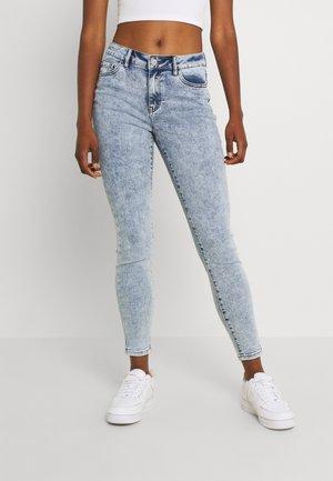 VISKINNIE MIRA 7/8  - Jeans Skinny Fit - medium blue denim