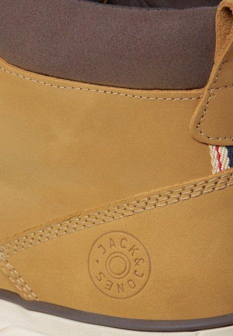 New Cheapest Jack & Jones Lace-up ankle boots - honey | men's shoes 2020 tT07j