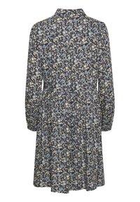 Denim Hunter - Day dress - total eclipse flora print - 5