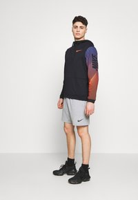 Nike Performance - DRY HOODIE - Luvtröja - black - 1