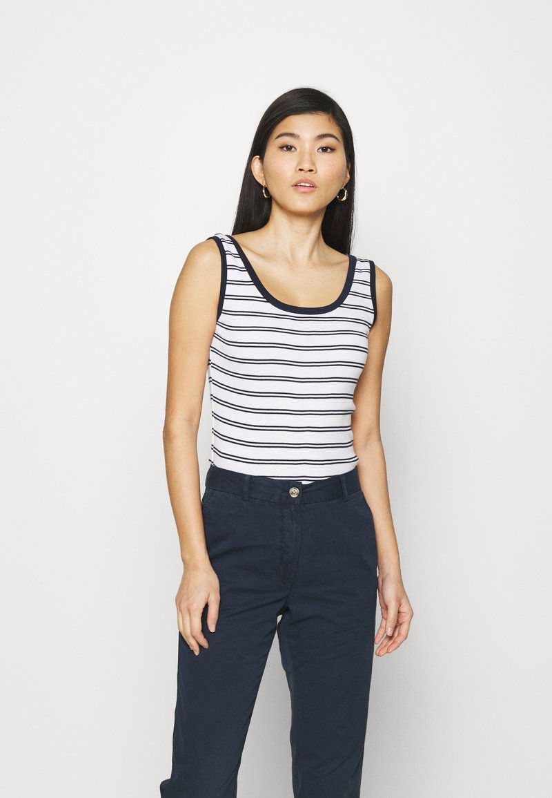 Marks & Spencer London - SCOOP - Top - off-white