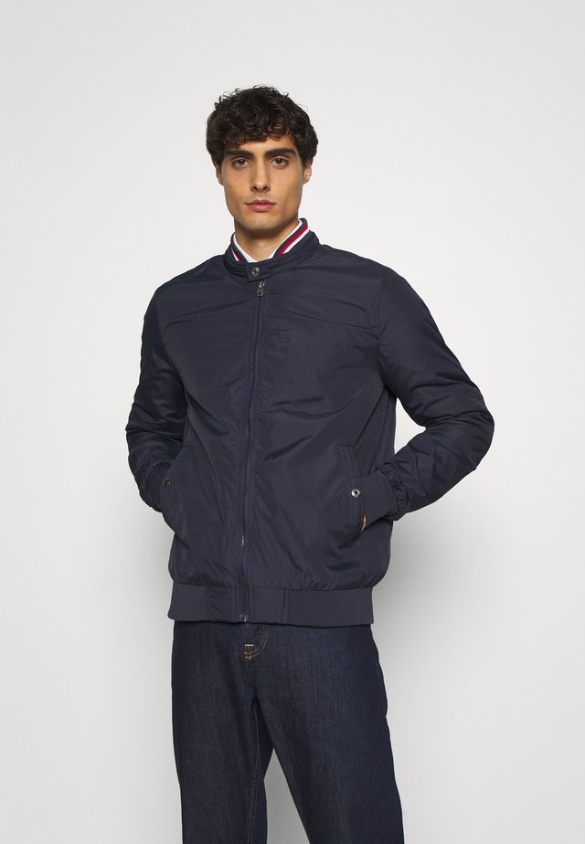 MONTANA - Summer jacket - blue