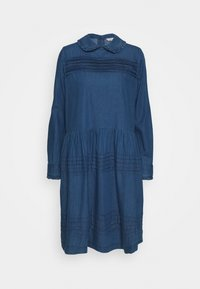 Six Ames - ERIKA - Robe en jean - blue denim - 0