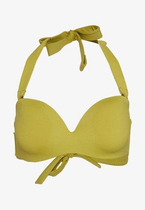 MINCIO - Bikini top - apfelgruen