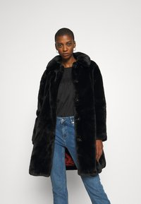 King Louie - BETTY COAT PHILLY - Classic coat - black - 0