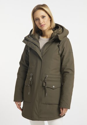 3 IN 1  - Winter coat - militär oliv