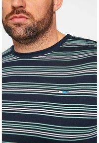 BadRhino - Print T-shirt - blue - 3