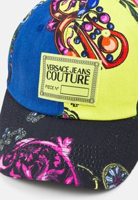 Versace Jeans Couture - BASEBALL CAP WITH CENTRAL SEWING UNISEX - Cap - multi-coloured - 3