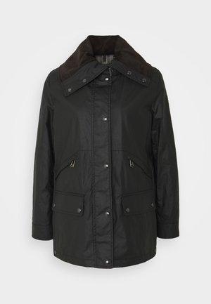 BELVA JACKET - Zimní bunda - black