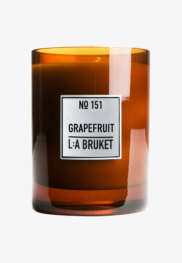 CANDLE 260G - Scented candle - no.151 grapefruit