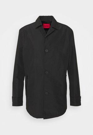 MIDAIS - Cappotto corto - black