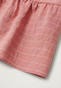 Mango - ROBE - Day dress - rose pastel - 3