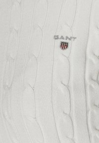 GANT - CABLE CREW - Jumper - off white - 4