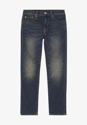 SULLIVAN BOTTOMS - Slim fit jeans - clapton wash