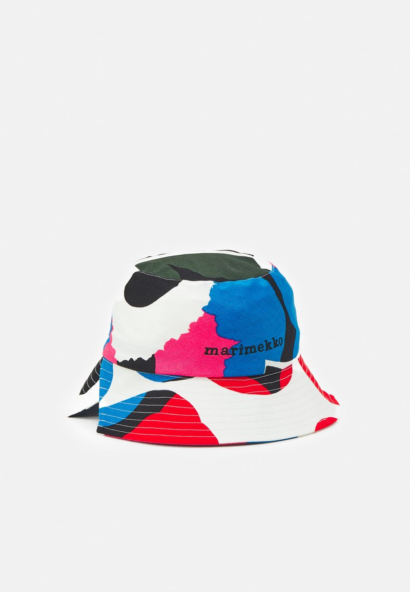 Marimekko - CREATED LAKKA UNIKKO HAT - Hat - white/green/pink