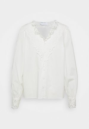 SANDRA BLOUSE - Blouse - cream