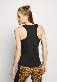 Superdry - TRAINING ESSENTIAL VEST - Camiseta de deporte - black - 2
