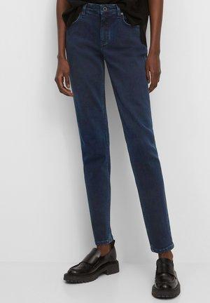 LULEA  - Slim fit jeans - blue black wash