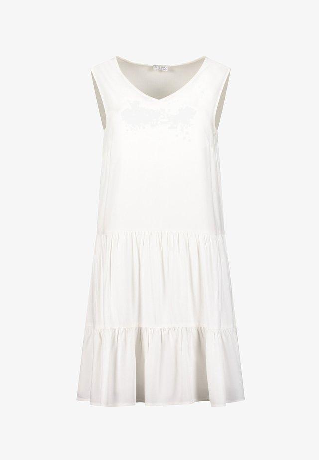 Sukienka letnia - weiß