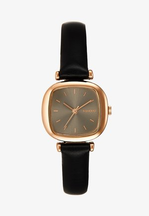 MONEYPENNY - Montre - black/rose