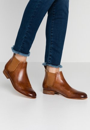 SALLY - Ankle boots - tan