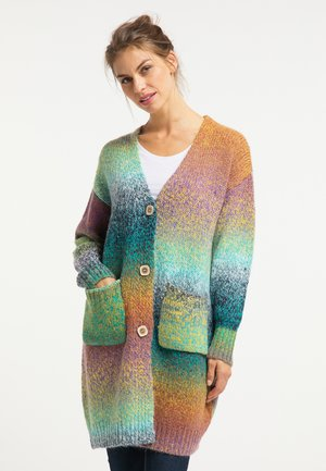 Cardigan - multicolor
