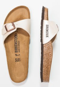 Birkenstock - MADRID - Ciabattine - graceful pearl white - 3