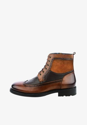 SALTARO - Lace-ups - brown
