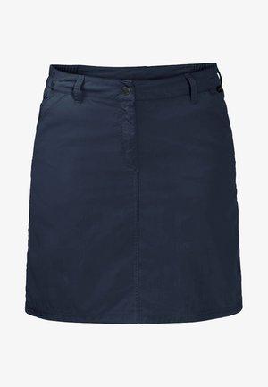 KALAHARI  - Mini skirt - dark blue