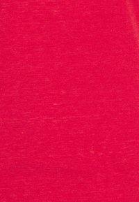 Ragwear - SOFIA - Basic T-shirt - red - 2