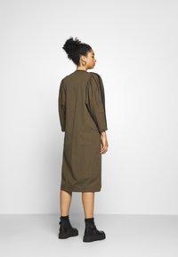H2O Fagerholt - MAMI DRESS - Denní šaty - forrest green - 2