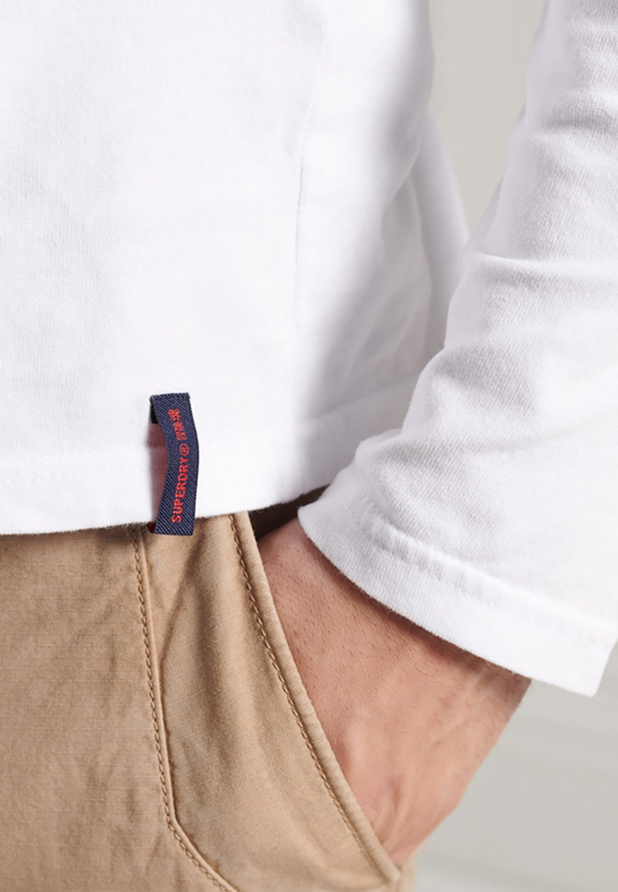 Men COLLEGIATE GRAPHIC  - Long sleeved top