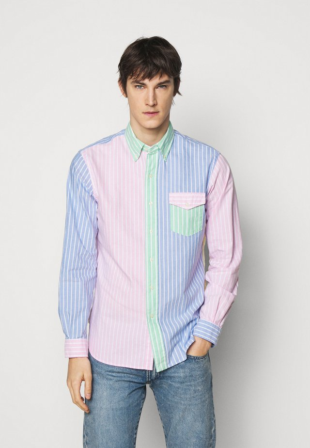 OXFORD - Košile - multicoloured/offwhite
