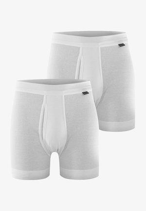 2 PIECE CLASSIC  - Onderbroeken - weiß